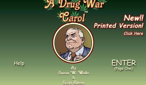 Af Jørgen Kjær USA har altid været toneangivende i krigen mod narko. Når der i tales om nul-tolerence, mere kontrol og hårdere straffe til såvel forhandlere som brugere, så er […]