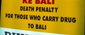 Death penalty Bali