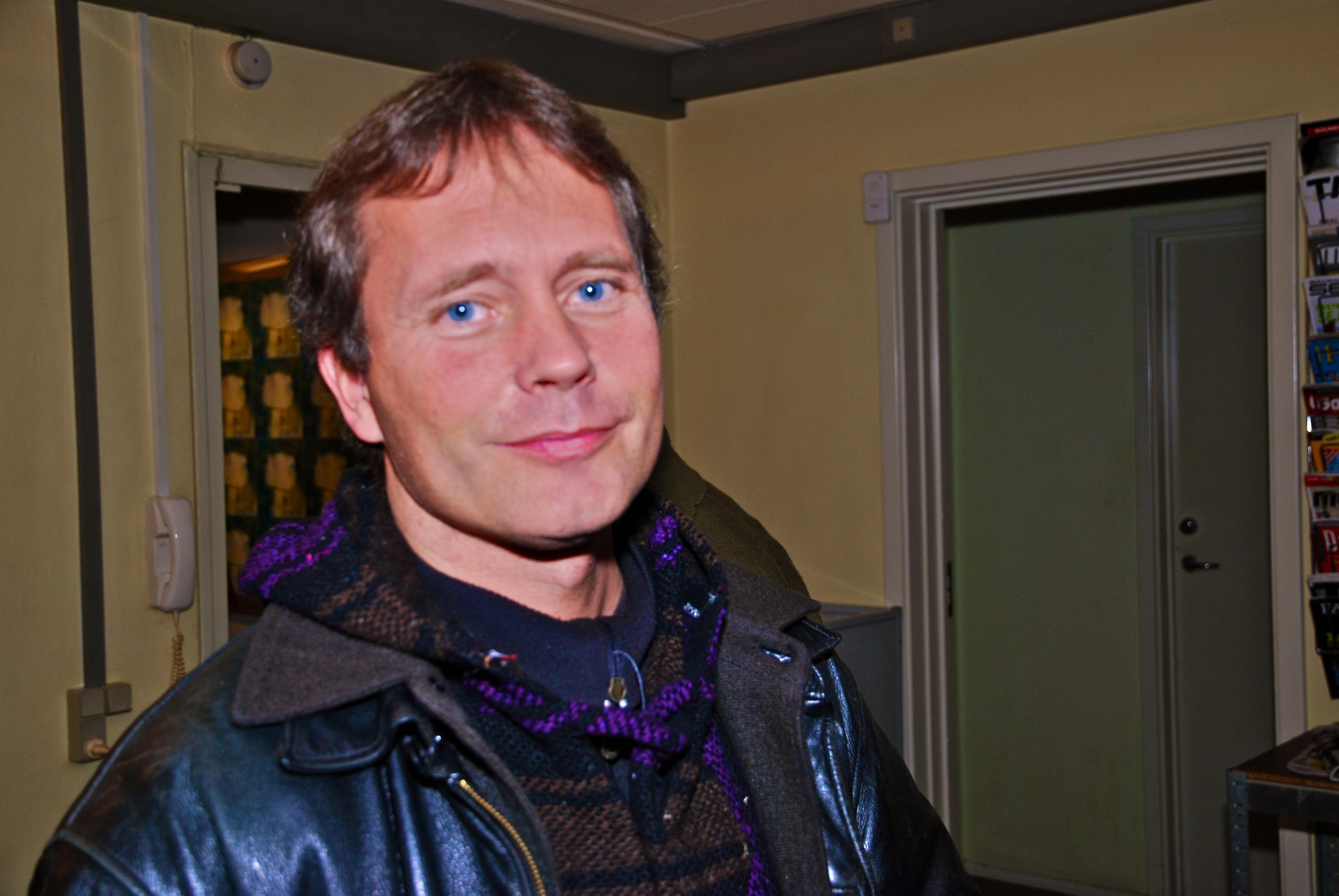 Arild K i BF 13.11.2009