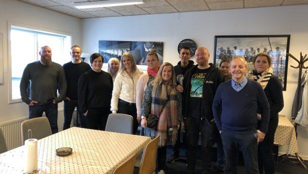 10 medarbejdere fra Lørenskog kommune – Norge kom på studiebesøg i BrugerForeningen i dag. Efter en rundvisning blev de orienteret af formand Jørgen Kjær. Gruppebillede Orientering med BF's museum i […]