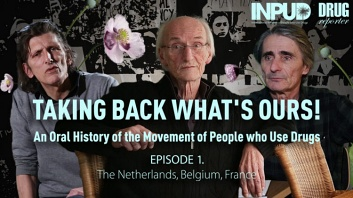 Episode 1. The Netherlands, Belgium and France Drugreporter and INPUD presents the first episode of a 10 chapter long series documenting how people who use drugs around the world have […]