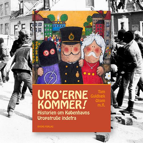 Bog af Tom Guldbæk Olsen og kollegaer, hvor du får et indblik i hvordan narkoscenen på Vesterbro oplevedes af Urobetjente. Vel skrevet og værd at læse. Link til hvor bogen […]